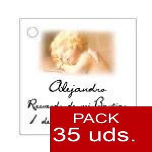 Imagen Etiquetas personalizadas Etiqueta Modelo C28 (Paquete de 35 etiquetas 4x4)