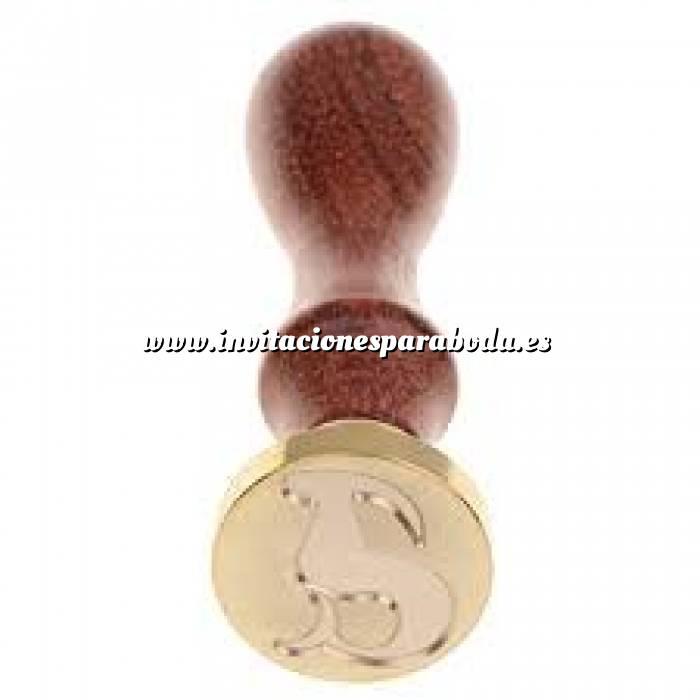 Imagen Diseños inmediatos Sello lacre mango largo - SIGNOS DEL ZODIACO - Capricornio (Últimas Unidades)