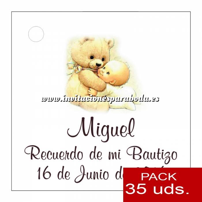 Imagen Etiquetas impresas Etiqueta Modelo F22 (Paquete de 35 etiquetas 4x4)