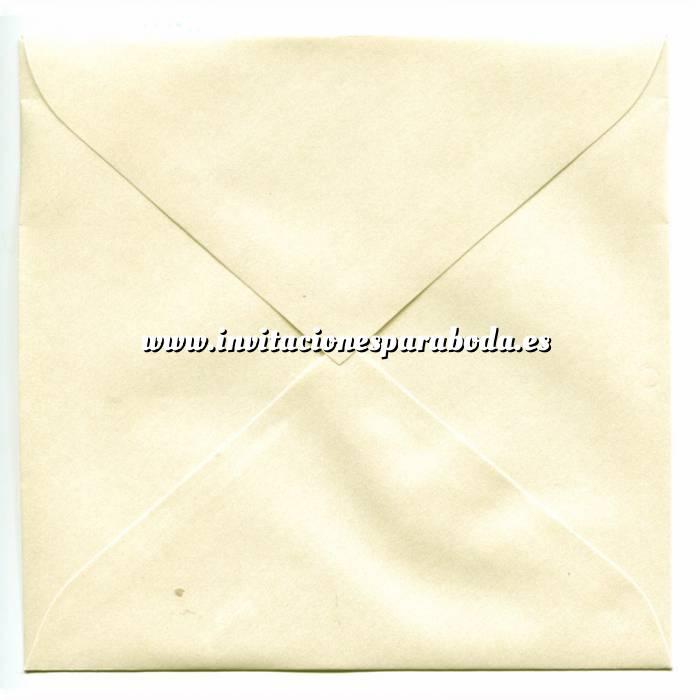 Imagen Sobres Cuadrados Sobre venecia 16 (Últimas Unidades)