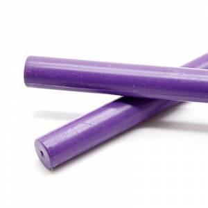 Cera para Lacrar - Barra Lacre Violeta para Pistola