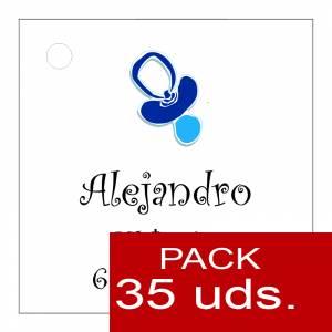 Etiquetas impresas - Etiqueta Modelo B06 (Paquete de 35 etiquetas 4x4)