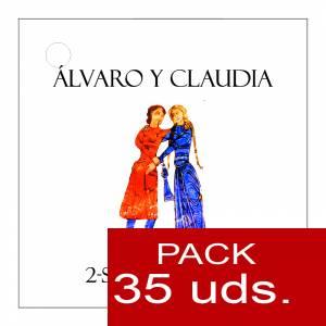 Etiquetas impresas - Etiqueta Modelo B12 (Paquete de 35 etiquetas 4x4)