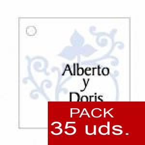 Imagen Etiquetas impresas Etiqueta Modelo C14 (Paquete de 35 etiquetas 4x4)
