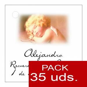 Etiquetas impresas - Etiqueta Modelo C28 (Paquete de 35 etiquetas 4x4)