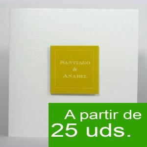 Modernas - Amor Amor 4007 - Pistacho y tarjeta de visita