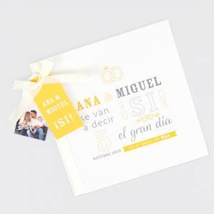 Originales - Amor Amor A106083 - Impresión 2 caras