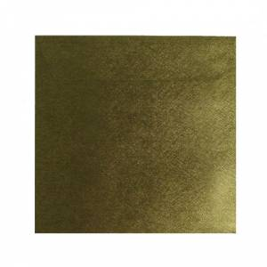 Sobres Cuadrados - Sobre textura dorado Cuadrado